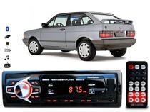 Aparelho Som Mp3 Vw Gol Quadrado Bluetooth Pendrive Rádio - Oestesom