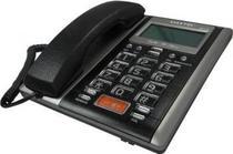 Aparelho Telefone C/ Fio ID Chamadas Viva Voz  Preto  MT-149  Maxtel -