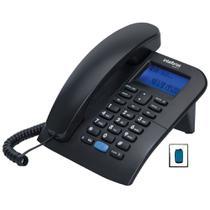 Aparelho Telefone Fixo com Bina Viva Voz Intelbras TC 60 ID -