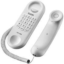 Aparelho Telefonico com Fio Gondola TCF-1000 Branco - Elgin