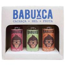 Aperitivo Babuxca 50ml 3 unids (Kits) -