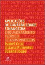 Aplicações de contabilidade financeira - Almedina Brasil -