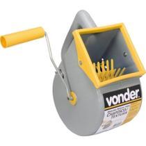 Aplicador manual para textura e chapisco - Vonder -