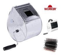 Aplicador Máquina Manual Para Chapisco E Textura Chapiscadeira - Worker
