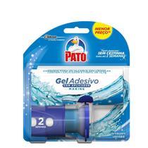 Aplicador Sanitário Pato Gel Adesivo + Refil Marine 12,7g -