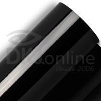 Aplikcar - Vinil adesivo automotivo alto brilho preto (black piano) 122 cm de largura - Aplike -