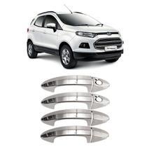Aplique Cromado Da Maçaneta Ecosport 13 4 Portas - Shekparts