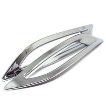 Aplique Cromado Do Refletor Neblina Traseiro Winnparts Onix Plus Sedan 2020 A Pi0141 -