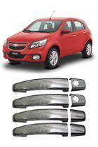 Aplique Cromado Maçaneta Chevrolet Agile -