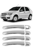 Aplique Cromado Maçaneta Fiat Palio 2004 -
