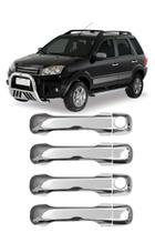 Aplique Cromado Maçaneta Ford EcoSport -