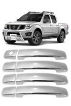 Aplique Cromado Maçaneta Nissan Frontier 2008 -