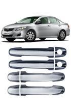 Aplique Cromado Maçaneta Toyota Corolla -