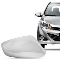 Aplique Cromado para Retrovisor Hyundai Hb20 2013 a 2015 Lado Esquerdo - Shekparts