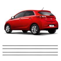 Aplique Cromado Pestana Hyundai HB20 HB20S 2012 a 2019 244a - Top Mix