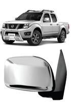 Aplique Cromado Retrovisor Nissan Frontier -