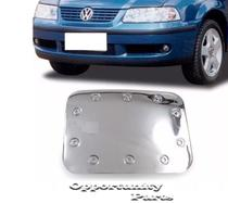 Aplique Cromado Tampa Combustível Gol G3 2000 2001 2002 2003 2004 2005 - Volkswagen
