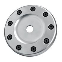 Aplique da Tampa Para Bocal do Tanque Combustível Prata Acetinado - Faixas Adesivas Universal Automotive Unidade Sku: Un10420 -