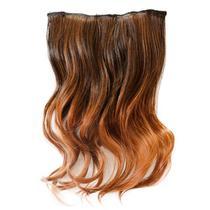 Aplique De Cabelo Ombre Extension Hairdo 40cm Chocolate -