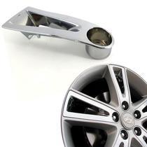 Aplique de roda liga leve Hyundai I30 2009 a 2012 cromada - Gfm - Calotinha