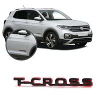 Aplique Emblema Logo Traseiro T-Cross - Nk - Brasil