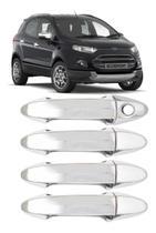 Aplique Ford Ecosport 12/19 Maçaneta Cromado - Shekparts