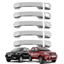 Aplique ford ecosport 2003 até 2012 maçaneta - Cparts