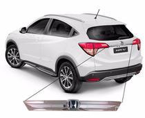 Aplique Friso Cromado Porta Malas HRV - Honda