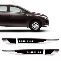 Aplique Lateral Cobalt 2016/2020 Emblema Para-Lama Resinado - Sportinox