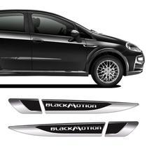 Aplique Lateral Punto Blackmotion 2014 2015 Emblema Resinado - Prime