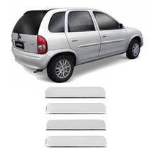 Aplique Maçaneta Cromada ShekParts Corsa Vectra Astra 2P -