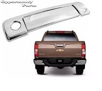Aplique Macaneta Tampa Traseira S10 2012 a 2015 Cromado - General Motors