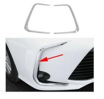Aplique Moldura Cromado Parachoque Corolla 2020 - Toyota
