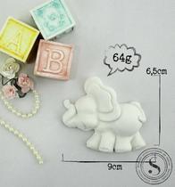 Aplique Resina Elefante - BC008 - Sandra Gotardo - Sg Resinas Ltda