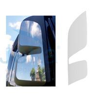 Aplique Retrovisor Mercedes Actros Inox - Jetta Componentes