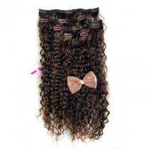APLIQUE TIC TAC Bio Orgânico Cacheado Cibele 2TM27/30 - Bella Hair