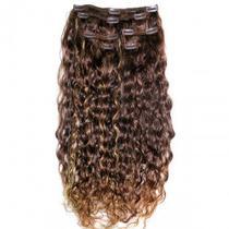 APLIQUE TIC TAC Bio Vegetal Cacheado Lilian 1427 - Bella Hair