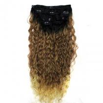 APLIQUE TIC TAC Bio Vegetal Cacheado Lilian 24B - Bella Hair