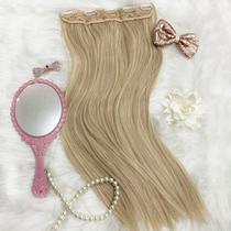 APLIQUE TIC TAC Cabelo Orgânico cor 27/613 - Dona Grace - Bella Hair