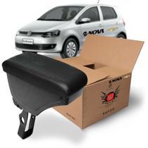 Apoio Encosto De Braco Descanso Preto Nat Volkswagen Fox 2010 A 2014 Kit1567 -