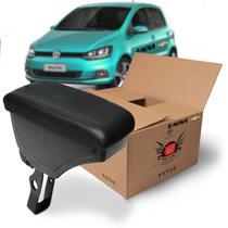 Apoio Encosto De Braco Descanso Preto Nat Volkswagen Fox 2015 A 2018 Kit1568 -