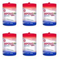 Apolo Algodão Rolo 250g (Kit C/06) -
