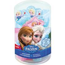 Apontador com Deposito Decorado Frozen Plastico Pote com 18 Peças - Summit