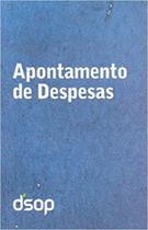Apontamento Diario de Despesas Azul - Dsop educacao financeira -