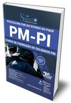 Apostila PM-PI 2021 - Curso de Formação de Soldados PM - Editora Solução