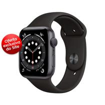 Apple watch s6 44mm space gray-43805 -