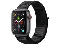 Apple Watch Series 4 40mm GPS + Cellular Wi-Fi - Bluetooth Pulseira Esportiva 16GB