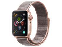 Apple Watch Series 4 40mm GPS + Cellular Wi-Fi - Bluetooth Pulseira Esportiva 16GB
