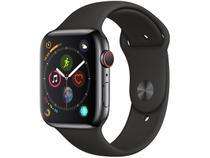 Apple Watch Series 4 44mm GPS + Cellular Wi-Fi - Bluetooth Pulseira Esportiva 16GB