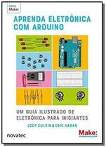 Aprenda eletronica com arduino - novatec -